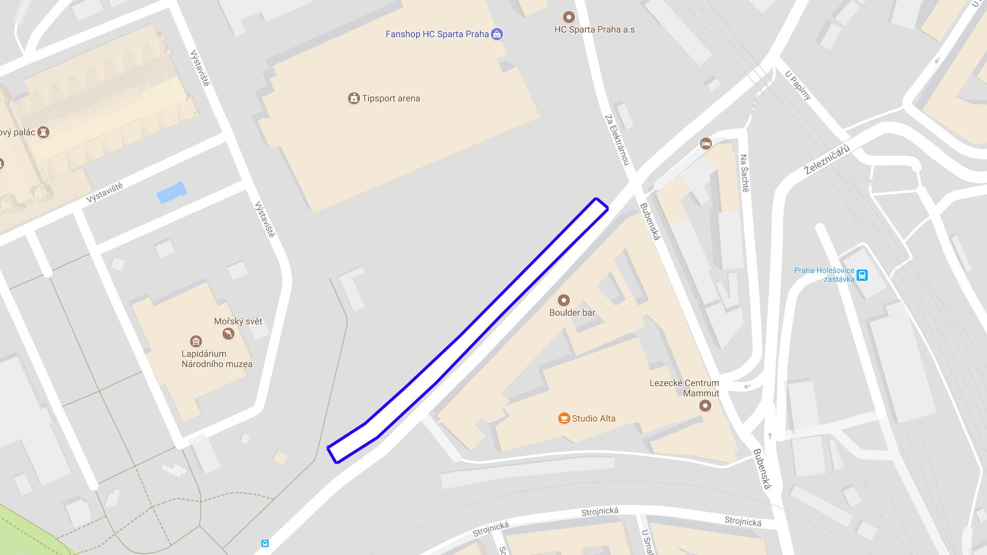 Praha 7 Vyjednala Pro Sve Obcany Nocni Parkovani Pred Vystavistem