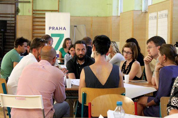 Co by měla Praha 7 řešit v příštím roce? Zapojte se do hlasování